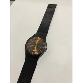 Relógio Skagen Titanium 233xlt Pulso Masculino
