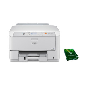 Impresora Epson Wf-5190 4800dpi 20ppm Wifi + Resma