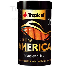 Tropical Soft Line America Size L 52g