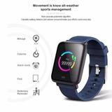 Smart Watch Relógio Masculino Inteligente Com M De Presão Km