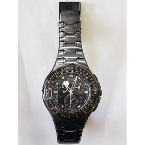 Reloj Citizen Eco Drive Skyhawk Black Eagle