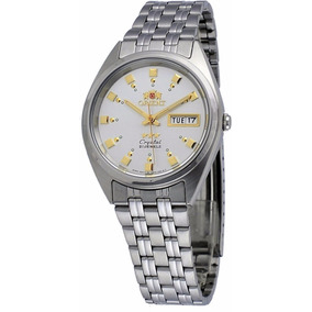 Reloj Orient Para Hombre Modelo: Fab00009w9 Envio Gratis