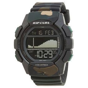 Relógio Rip Curl Drifter Tide A1134 3332 Camo Jungle