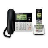 Telefone S/ Fio Vtech Dect 6.0 Cs6949 Base + 1 Ramal