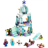 Set Lego Compatible Frozen Disney Castillo 316 Pcs Elsa Anna