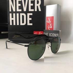 abc1807315de8 Pomada Gatsby Verde Ray Ban Round - Óculos no Mercado Livre Brasil