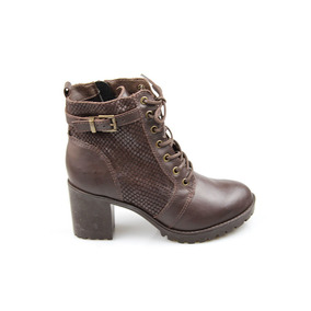 Bota Coturno Bottero Salto - Sapatos no Mercado Livre Brasil 04aba84b403a2