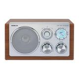 Radio Noblex Rx-40m Madera Retro Vintage 220v Gran Sonido!!