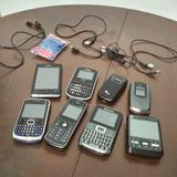 Lote Celulares Antigos Motorola Samsung Fashion Q9 Cce Sony