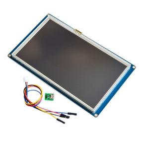 Tela Lcd Nextion 5 Pol. Touch Arduino Raspberry *100305