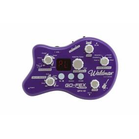 Waldman Gfx-10 Pedaleira Multi-efeitos Guitarra