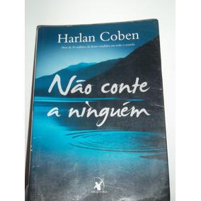 Livro - Literatura Estrangeira - Não Conte A Ninguém