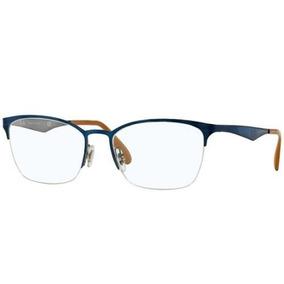 4477951e2 Armação De Óculos Ray-ban Rb 6345 2865 52-17 135