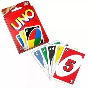 Jogo De Cartas Baralho Uno 114 Cartas Copag