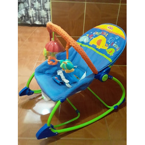 01f699cf1 Silla Que Vibra Para Bebe - Juguetes para Bebés en Mercado Libre ...