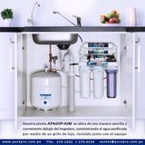 Filtro Purificador De Agua Por Ósmosis Inversa Mod.ap600p