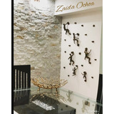 Decoracion Elegante Original Escaladores Esculturas Arte