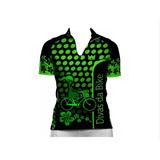 Kit 4 Camisas De Ciclismo Feminina Divas Da Bike Neon Preta