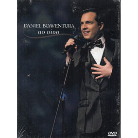 Dvd Daniel Boaventura Ao Vivo Digipack Lacrado Frete 12,00