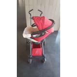 Orbit G3 Carrinho + Base Para Carro + Bebê Conforto