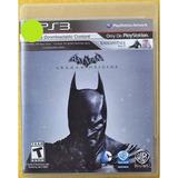 Batman Arkham Origins Ps3 Play Magic
