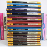 Lote 13 Libros Pasta Dura Literatura Universal Clásicos