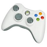 Control Xbox 360 Inalambrico Blanco **original**