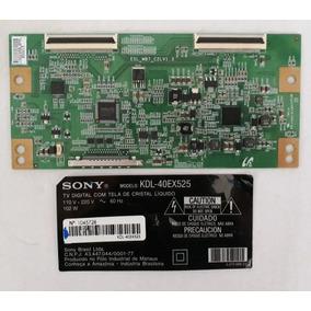 Placa T-con Sony Kdl40ex525 Esl_mb7_c2lv1.3