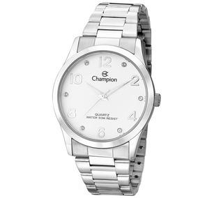 Relógio Champion Feminino Original Cn29052q + Nota Fiscal