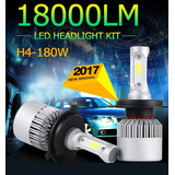 Luces Led H4 H1 9006 9005 880 Carro 20mil Lumines