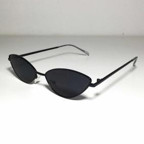 70da146360a15 Óculos Oval De Sol Retro Vintage Anos 90 Gatinho · R  69 99