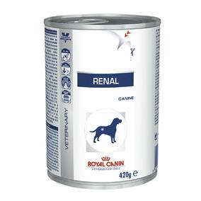 Ração Úmida Royal Canin Veterinary Renal Cães Adultos - 410g