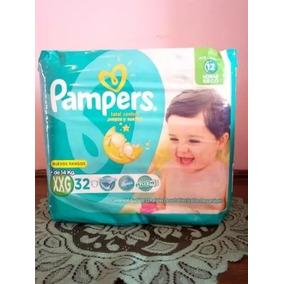 Pañales Ecologicos Xxg Pamper 32