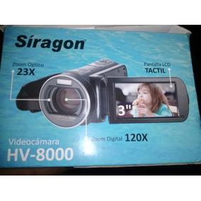 Videocámara Siragon Hv-8000