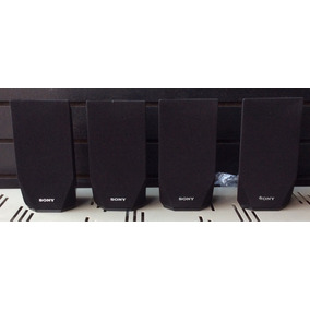 Kit 4 Caixas Home Theater Sony Ss-tsb121 3 Ohms
