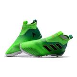 Chuteira Society Adidas Ace 17 Sem Cadarço - Esportes e Fitness no ... d7ab881bdf45e