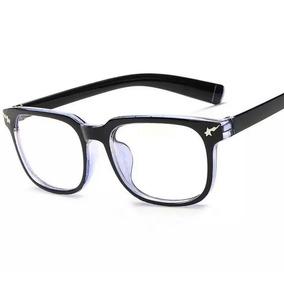 Armação Óculos Marc Jacobs Azul - Óculos no Mercado Livre Brasil 0b81257aaa