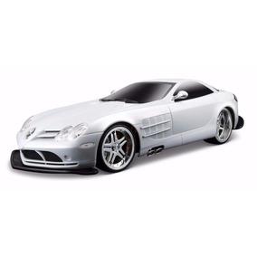 Miniatura Mercedes Srl Mclaren Controle Remoto 1/10 Maisto