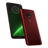 Celular Moto G7 Plus 64gb 4gb Ram Tela De 6,24 16mp Rubi