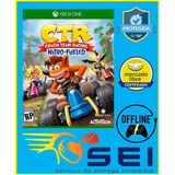Ctr Crash Nitro Fueled Xbox One Offline