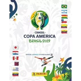 Copa America 2019 Album Completo 400 Figurinhas Para Colar
