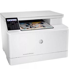 Impressora Multifuncional Hp Colorlaser Pro M180nw 110v + Nf