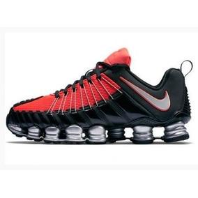 a5225c0dcfb Nike 12 Molas Original Todo Laranja - Tênis no Mercado Livre Brasil