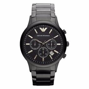 Relógio Emporio Armani Ar 0342 Novo E Original - Relógios De Pulso ... 453c02c154