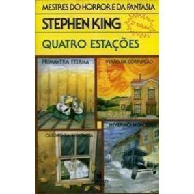 Livro Quatro Estações - Volume Único Stephen King