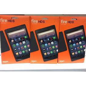 Tablet Amazon Fire Hd8 16gb Preto Lacrado Original