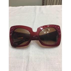 Oculos De Sol Versace Vermelho!!!! - Óculos no Mercado Livre Brasil 92e55f26b7