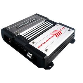 Módulo Amplificador Hurricane H1.8k Digital 1800wrms 1 Canal