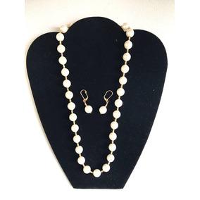 608d7bf141da Collar De Perlas Varios Hilos Fantasia - Joyería en Mercado Libre México