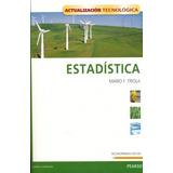 Libro De Actualización Tecnológica Estadística, Nuevo!!!